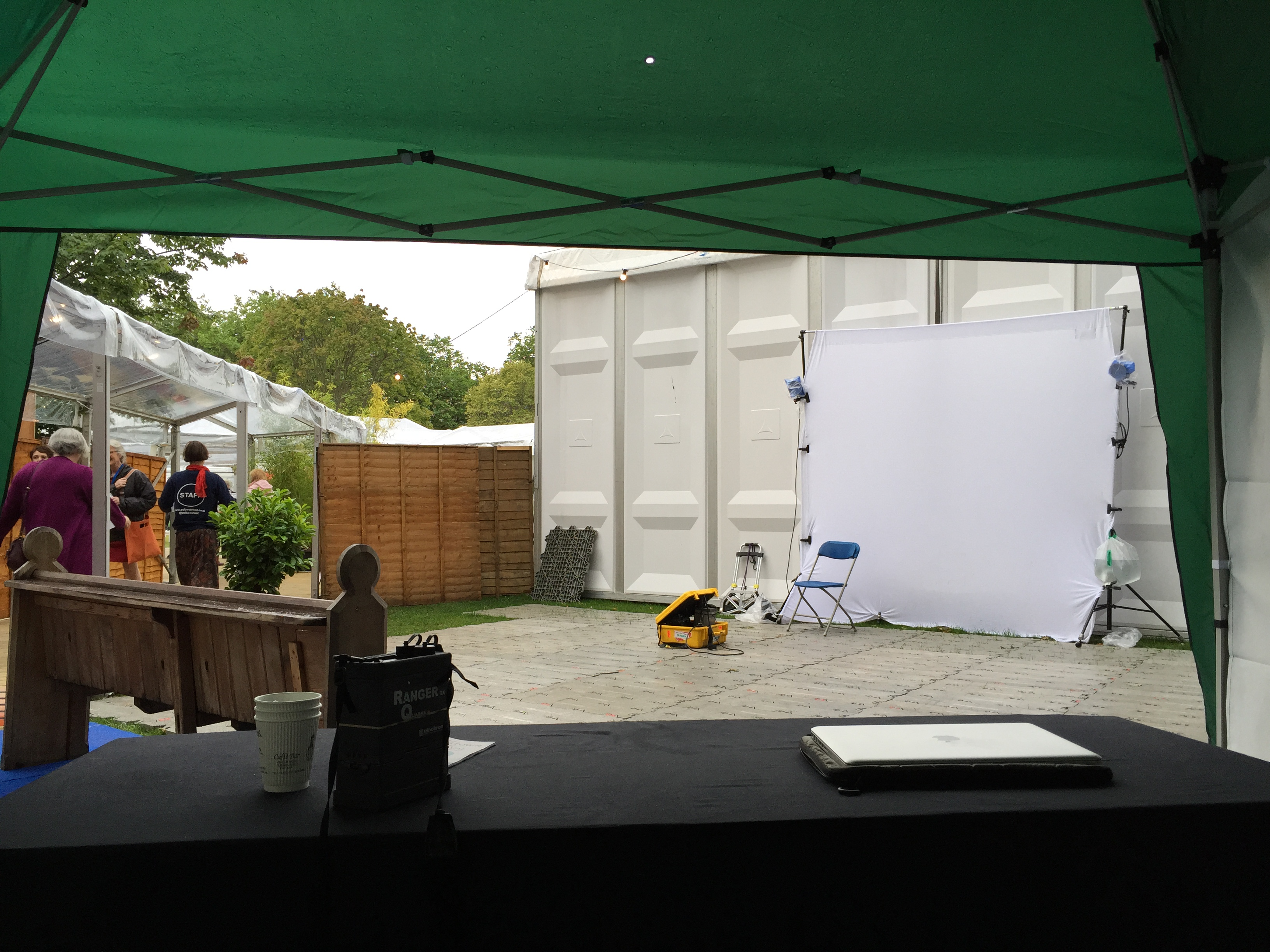 Outdoor Studio