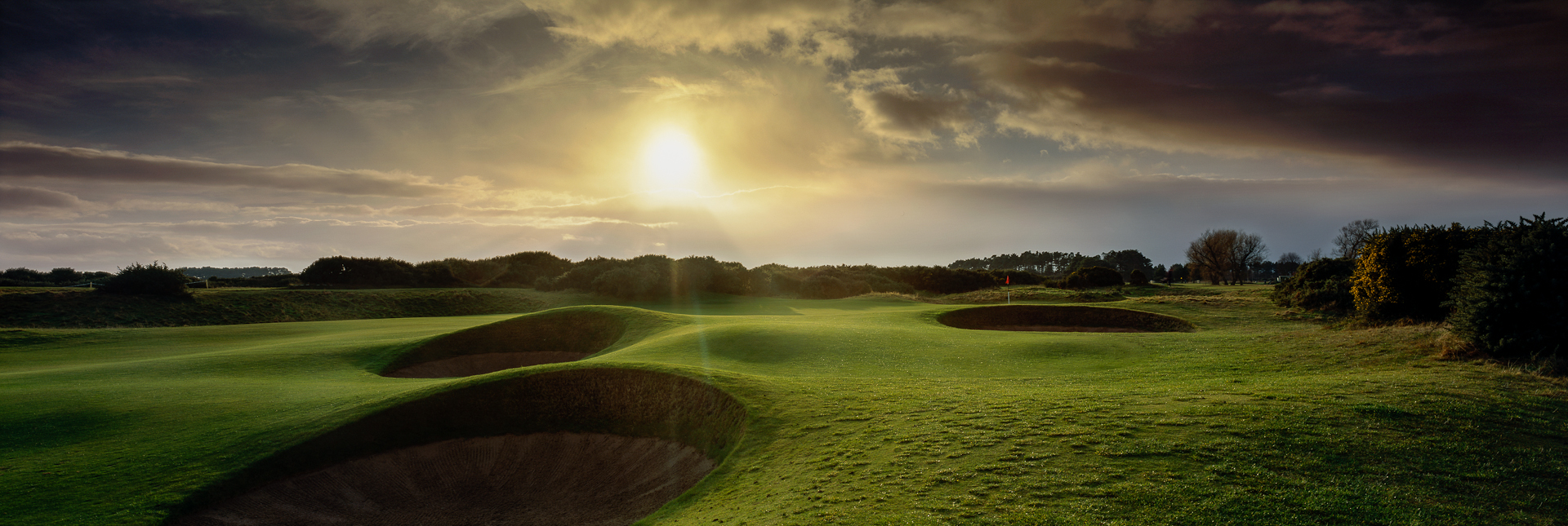 Carnoustie 17th