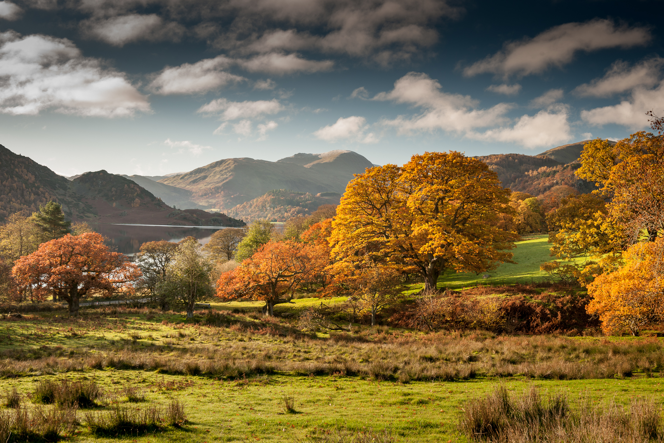 The Lake District - Autumn