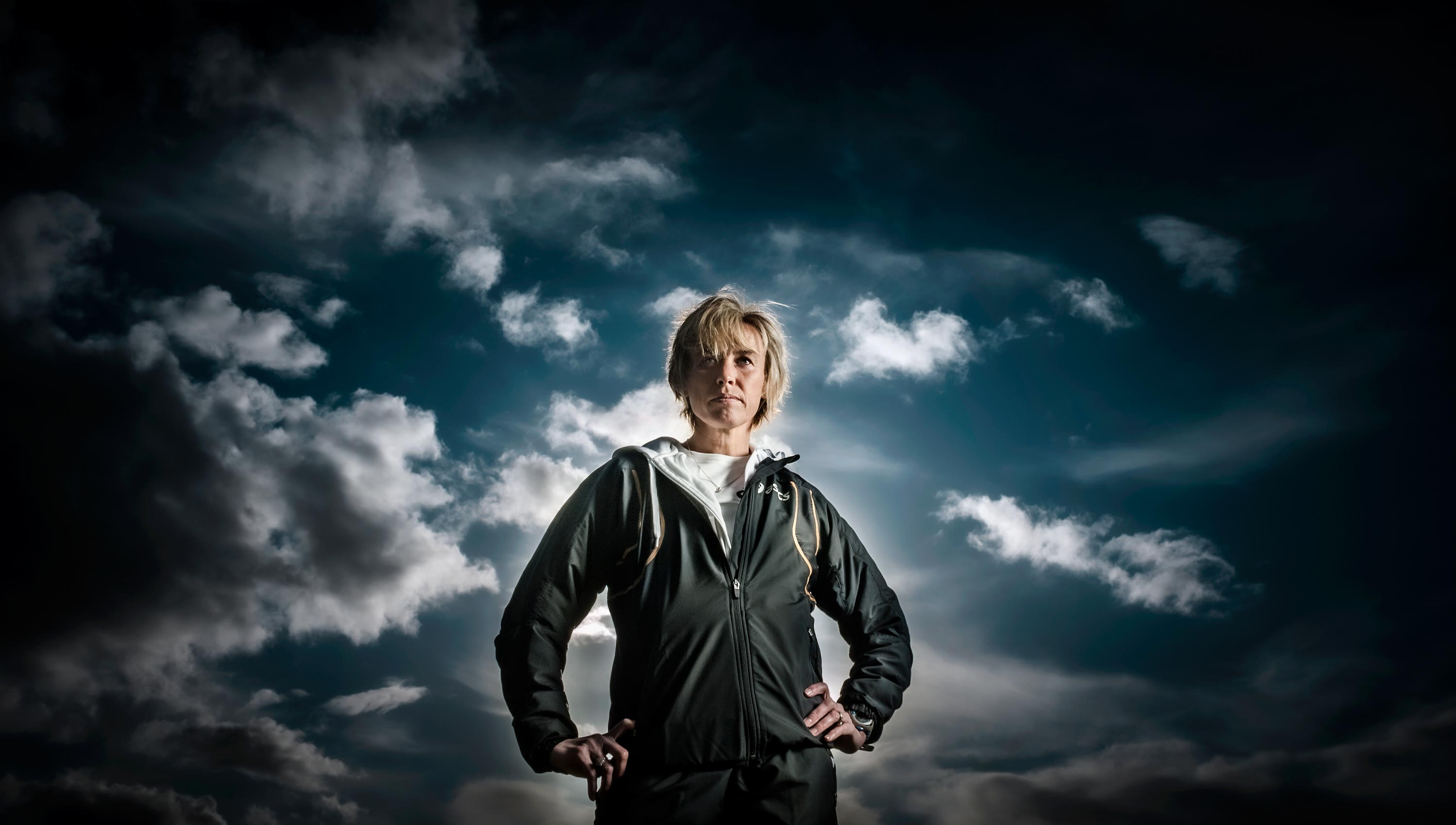 Scottish Champion Athlete Liz McColgan