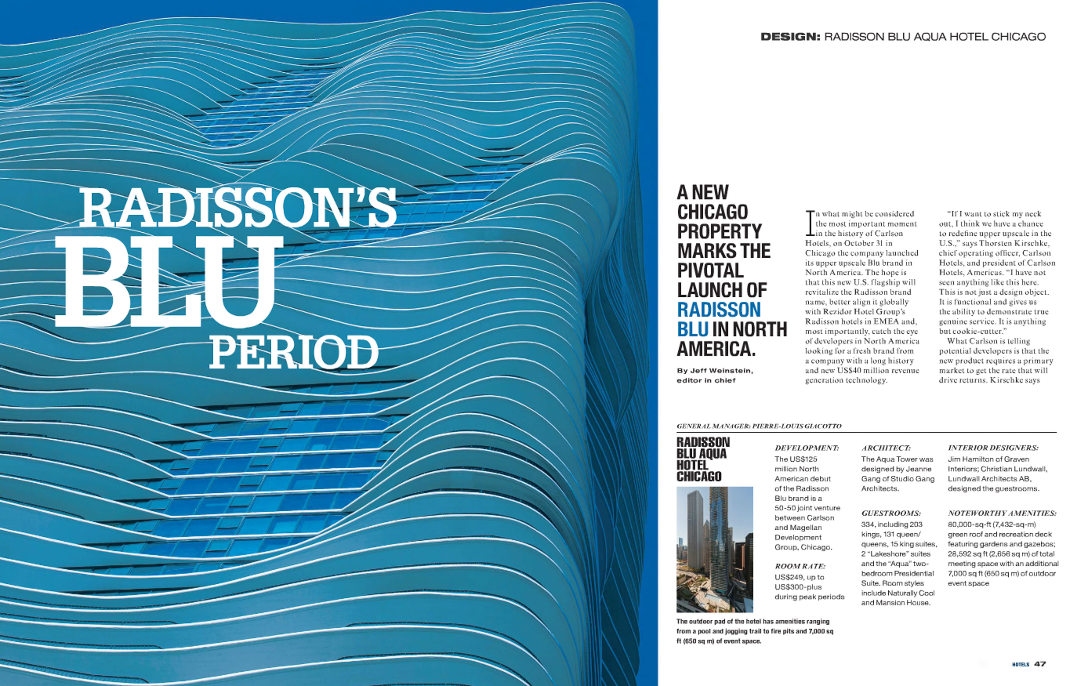 Radisson - Hotels Magazine