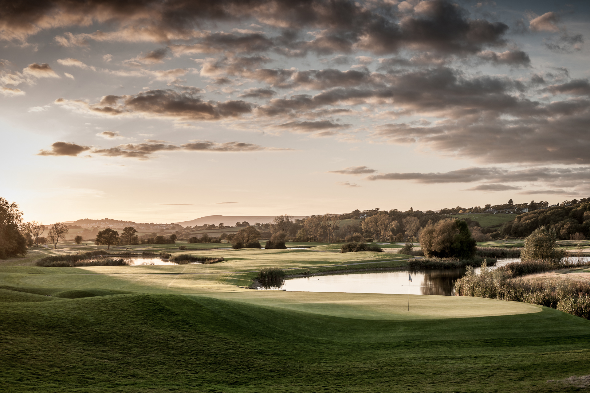 Ryder Cup Golf Course , Celtic Manor, wales, UK