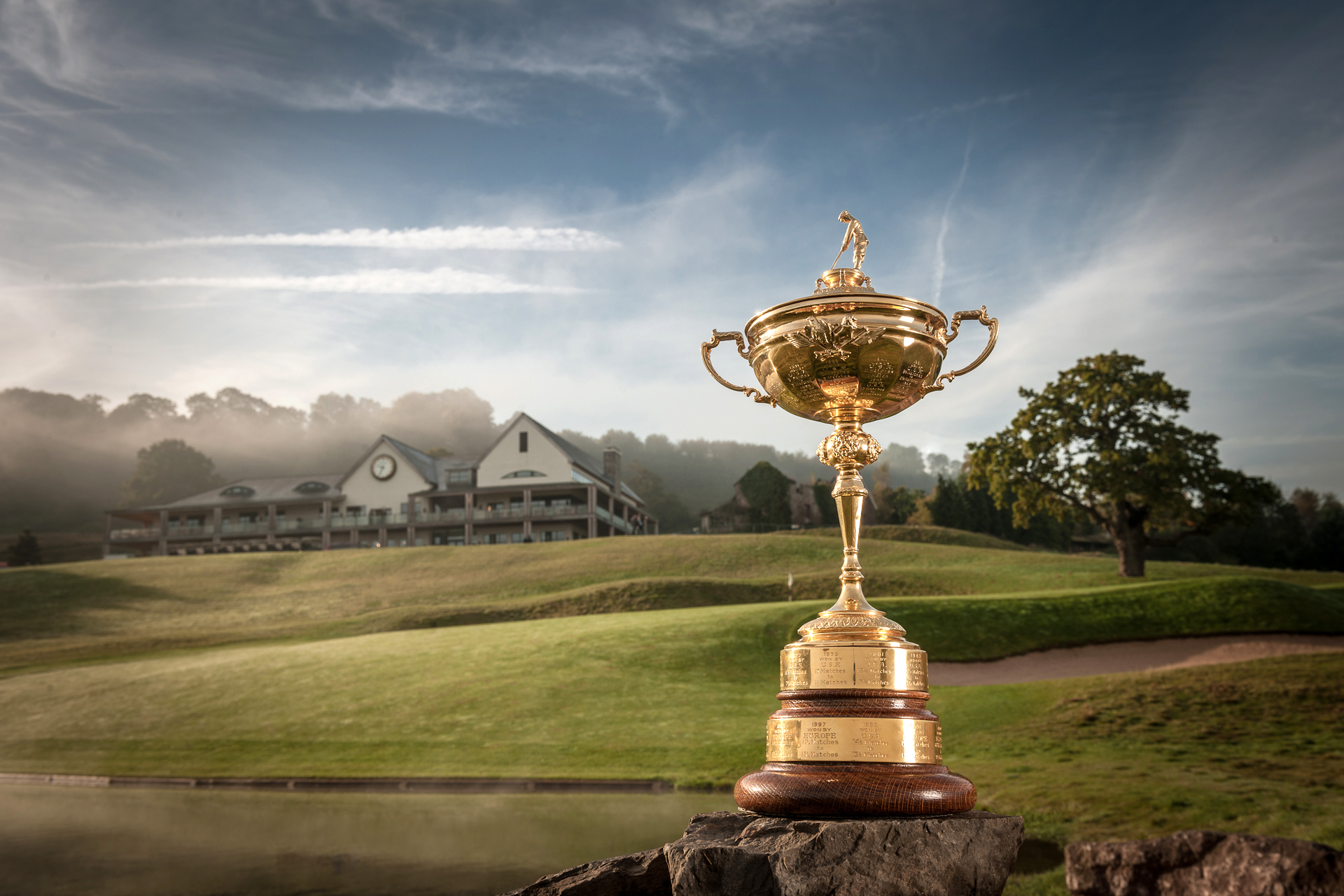 Ryder Cup - Celtic Manor-37763